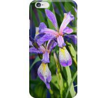 Purple Iris iPhone Case/Skin