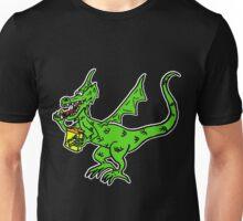 Cracker Dragon Unisex T-Shirt