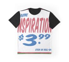 Divine Inspiration Supermarket Series Graphic T-Shirt