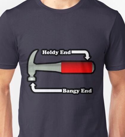 Hammer Ends Unisex T-Shirt