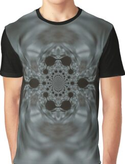 The Hitchcock Fractal Graphic T-Shirt