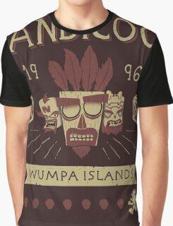 Bandicoot Time Graphic T-Shirt