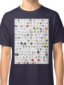 Meme Collage Classic T-Shirt