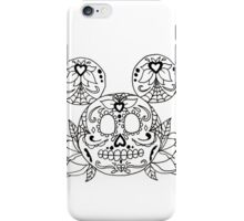 Mickey Mouse Sugar Skull iPhone Case/Skin