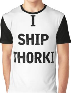 I Ship Thorki Graphic T-Shirt