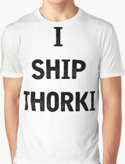 I Ship Thorki Graphic T-Shirt