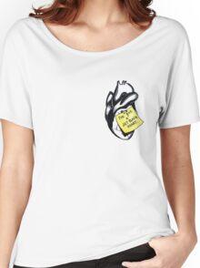 I've Got A Jet Black Heart Women's Relaxed Fit T-Shirt