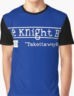 The Knight Bus Graphic T-Shirt