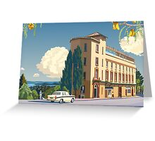 Lopdell House, Titirangi. Greeting Card
