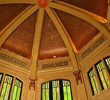 Vista House - Interior 2 by ZWC Photography