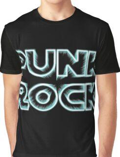 Punk Rock Graphic T-Shirt