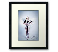 RELIGIOUS ICONS by NIKKY NOVEAU Framed Print