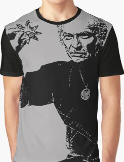 John Peter McAllister Graphic T-Shirt