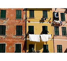 Wash Day. Photographic Print