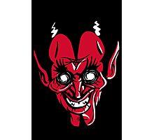 Da Devil Photographic Print