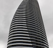 Oracle Tower - Broadbeach, Gold Coast, Australia by Joel Heaton