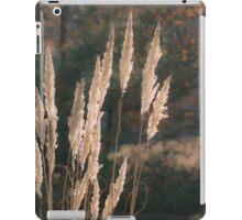 Tall Grass Photograph iPad Case/Skin