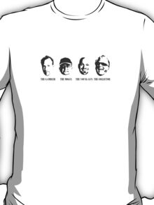 Faces of War T-Shirt