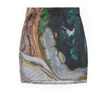 Corrugated landscape 6 Mini Skirt