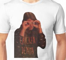 Chicken Demon Unisex T-Shirt