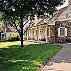 The Van Riper - Hopper House, Wayne NJ, USA by Jane Neill-Hancock