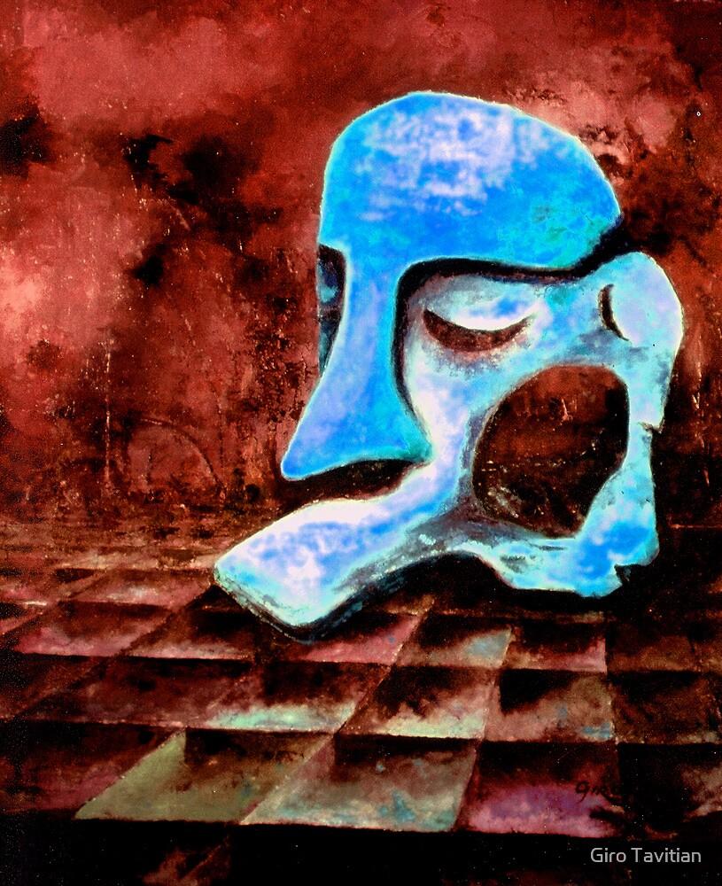 Cyberman 3  by Giro Tavitian