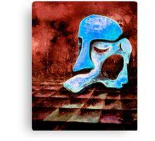 Cyberman 3  Canvas Print