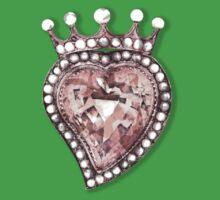 Beloved Pearly Heart Kids Tee