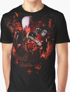 Devil May Cry 1 - Devil Hunter Graphic T-Shirt