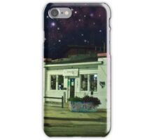 Architecture: Night Street Store iPhone Case/Skin