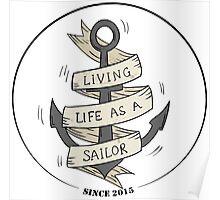 Life Sailor Poster