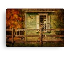The Doctor's Office Canvas Print