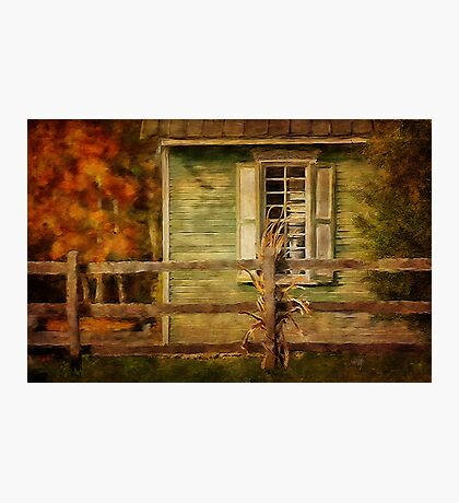 The Doctor's Office Photographic Print