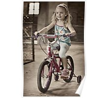 Learning to Ride Poster