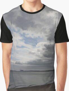 Portobello Beach 1 Graphic T-Shirt