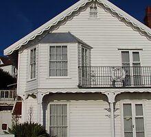 Seagull Cottage, Felixstowe by wiggyofipswich