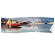 Surf Aotearoa Poster