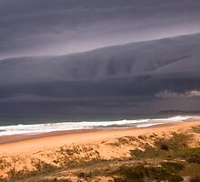 Storm over Mimosa Rocks by ImagesbyDi
