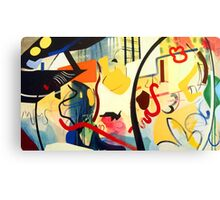Abstract Interior #6 Canvas Print