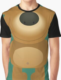 Friendly big bear Graphic T-Shirt