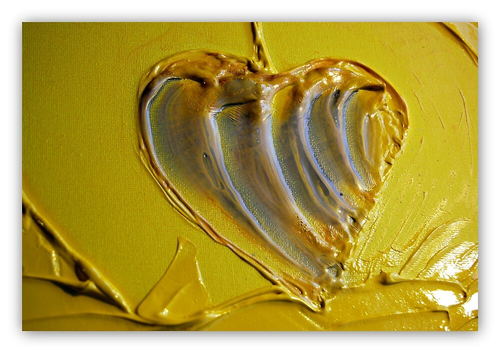 Fruit of the heart by Fiona Gardner