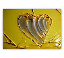 Fruit of the heart Photographic Print