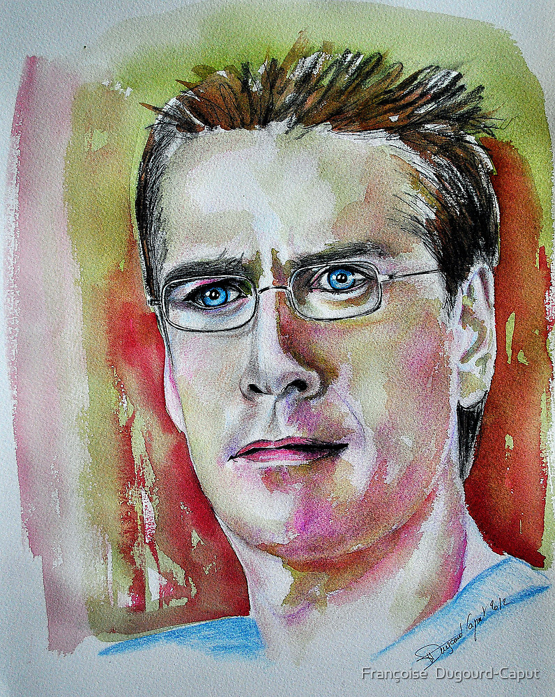 Wesley (Alexis Denisof)featured in The Group by Françoise  Dugourd-Caput