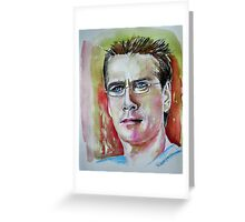 Wesley (Alexis Denisof)featured in The Group Greeting Card
