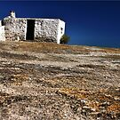 """""""The Abandoned cottage"""" - west coast - South Africa by Sandy Beaton"""