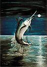 Moonlit Marlin by Elisabeth Dubois