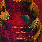 WEDDING CARD. by Vitta