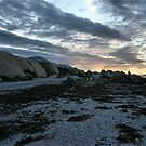"""""""West coast winter sky"""" - Paternoster - South Africa by Sandy Beaton"""
