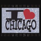 I love Chicago by Nhan Ngo