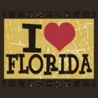 I love Florida by Nhan Ngo